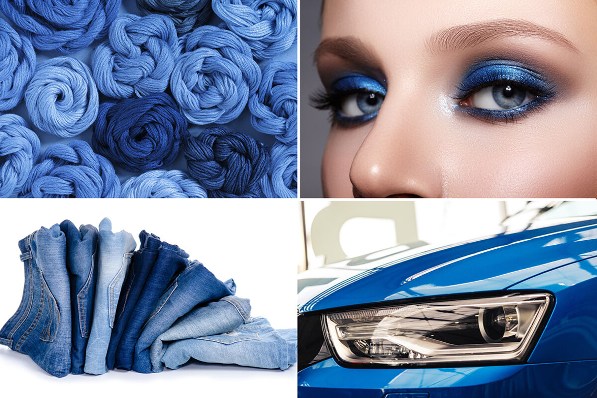 Whether in cosmetics, fashion, hobby or cars – by 2020 «CLASSIC BLUE» will be omnipresent.